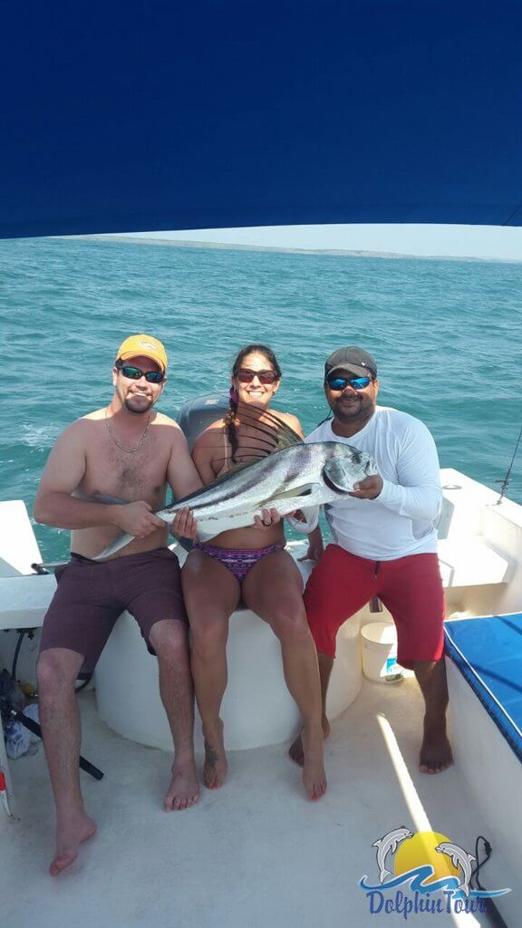 Family Fishing Tour - Uvita de Osa - Dominical - Costa Rica